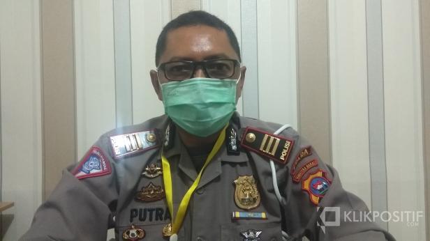 Kasatlantas Polresta Padang AKP Sukur Hendri Saputra