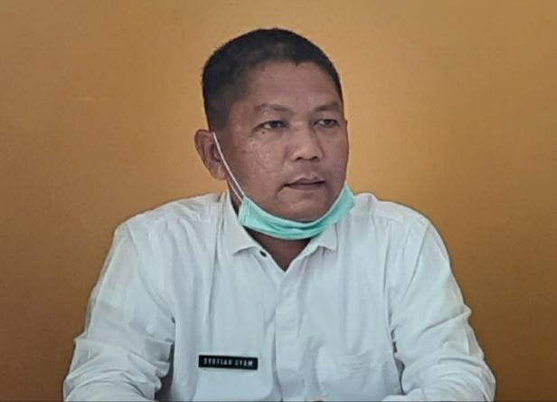 Jubir tim Gugus penanganan COVID-19 Kabupaten Solok, Syofiar Syam