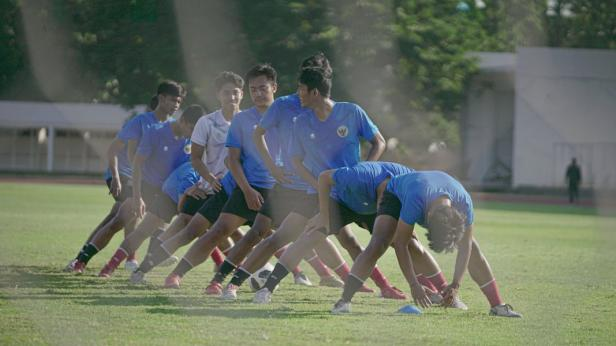 TC Timnas Indonesia U-18