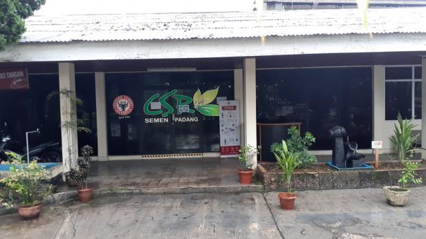 Kantor CSR Semen Padang