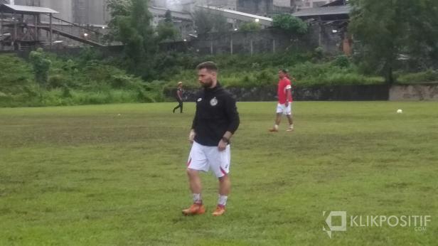 Pelatih Fisik Semen Padang FC Rui Nunes