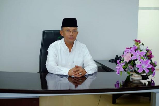 Direktur Semen Padang Hospital Kol. CKM (purn) dr. Farhaan Abdullah, SP THT-KL