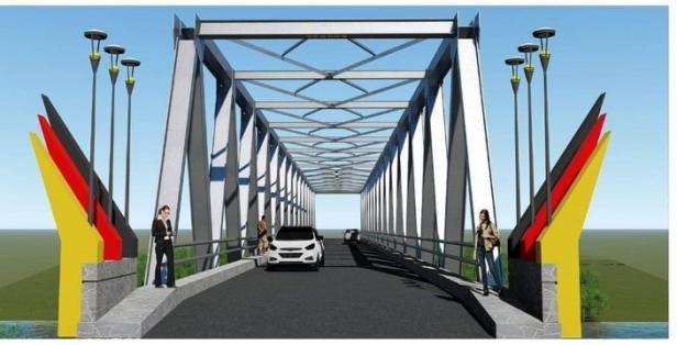Master Plan Jembatan Sikabu