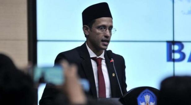 Menteri Pendidikan dan Kebudayaan Nasional Nadiem Makarim