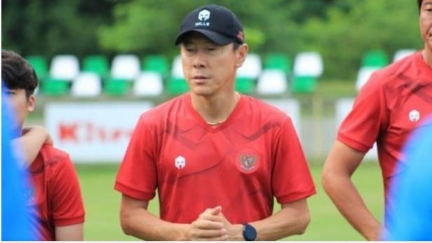 Pelatih Timnas Indonesia U-19, Shin Tae-yong