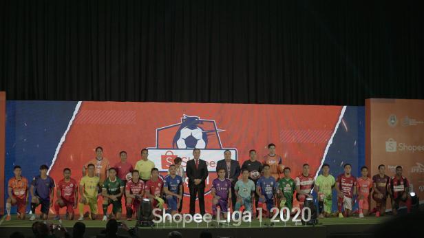 Launching Shopee Liga 1 2020