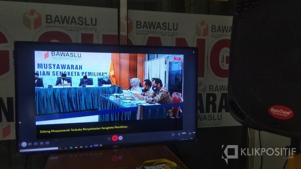 Sidang Musyawarah Penyelesaian Sengketa Pemilihan