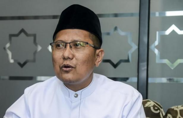Ketua MUI Cholil Nafis