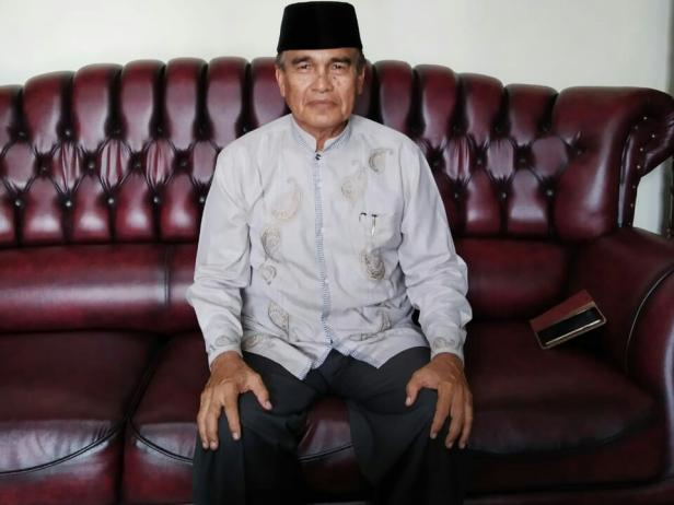Ketum MUI Pessel, H. Asli Sa'an, SH, MH