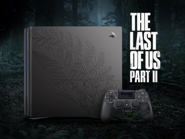 PS 4 Pro The Last of US II