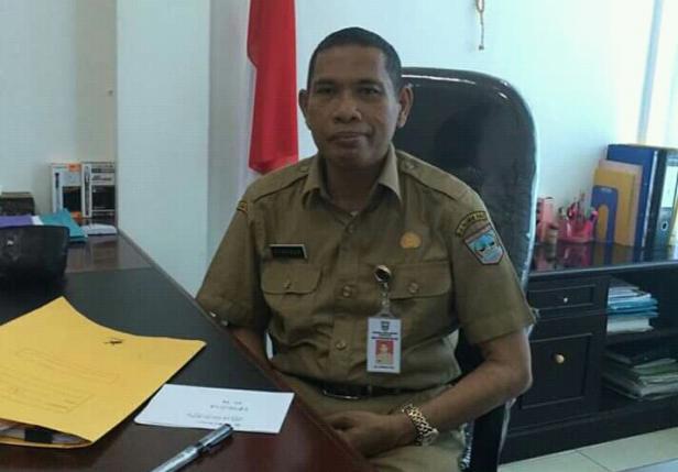 Almarhum Drs. H. Syahnan, M.Si