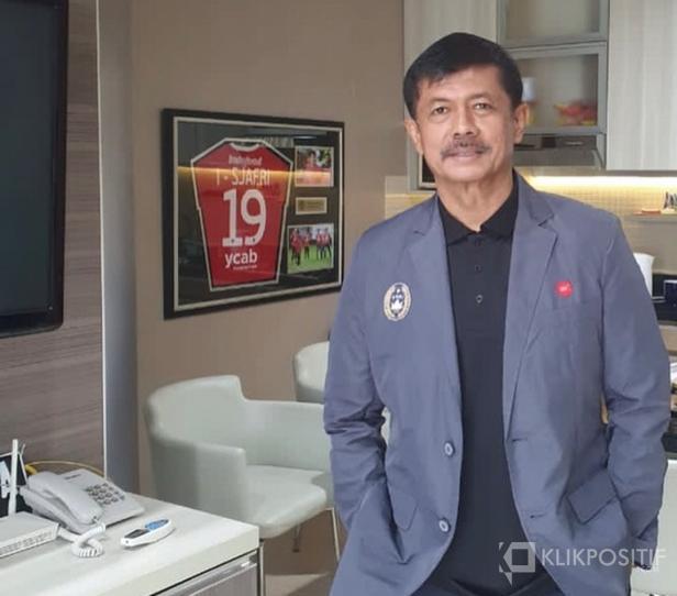 Direktur Teknis PSSI Indra Sjafri