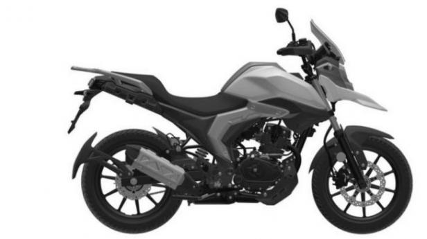Suzuki V-Strom 160 motor baru yang dipatenkan Suzuki