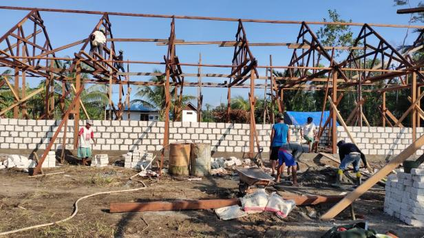 TMMD: Bangun Kampung Lebih Baik