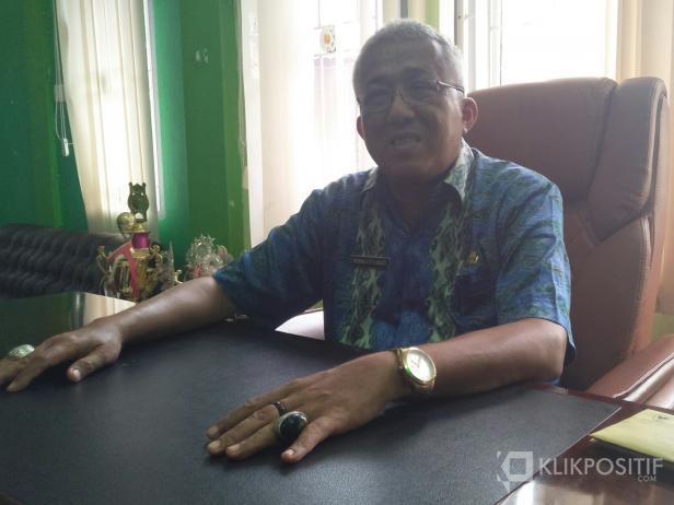 Kepala Dinas Tanaman Pangan, Hortikultura, dan Perkebunan (Distanhorbun) Pesisir Selatan, Nuzirwan