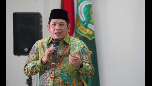 Dirjen Pendidikan Islam M. Ali Ramdhani