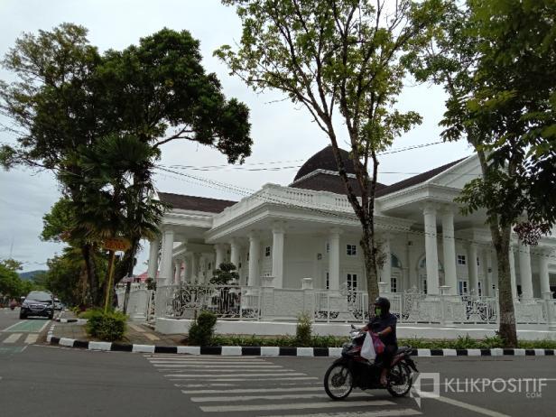 Rumah Dinas Wako Bukittinggi