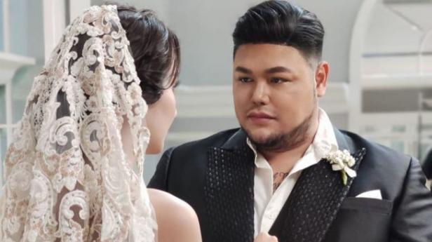 Foto prewedding Ivan Gunawan dan Bella Aprilia Sant.
