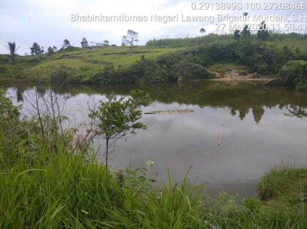 Lokasi Tenggelammya Bocah Asal Bukittinggi