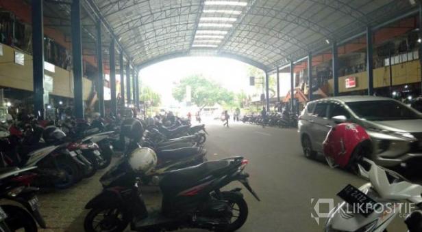 Salah satu titik parkir di Kota Payakumbuh.