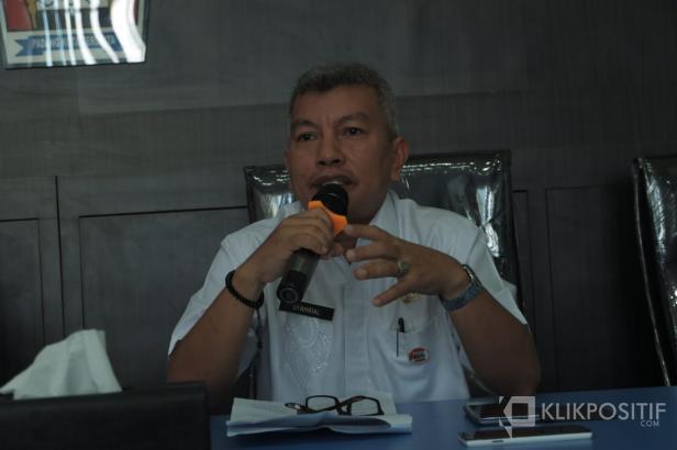 Kepala Dinas Pertanian Kota Padang, Syahrial