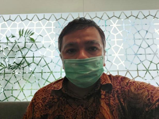 Sekretaris Ditjen Bimas Islam M Fuad Nasar