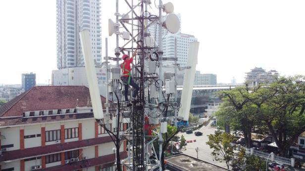 Telkomsel terus menggelar optimalisasi dan penguatan jaringan yang lebih luas, melalui penambahan kapasitas ataupun infrastruktur jaringan di wilayah Regional Sumbagteng