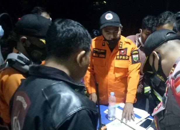 Salah seorang sipala SMA 2 Negeri Padang panjang kerkapar lemas di RSUD Padang Panjang