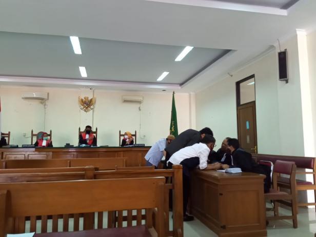Sidang Vonis Mantan Direktur RSUD Rasidin Padang