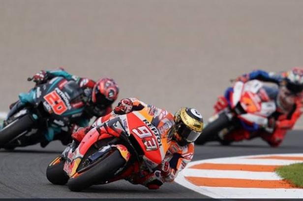 Sirkuit Mandalika bakal jadi lintasan MotoGP di Indonesia