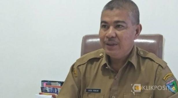 Kepala Inspektorat Pessel, Ahda Yanuar