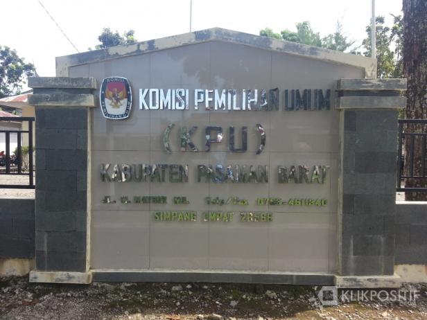 Kantor KPU Kabupaten Pasaman Barat