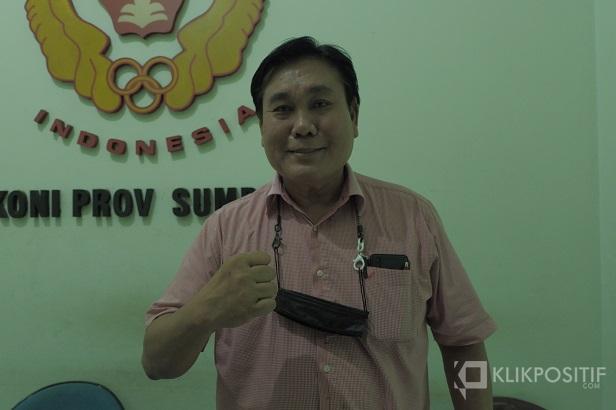Togi Tobing, Ketua Pertina Sumatera Barat