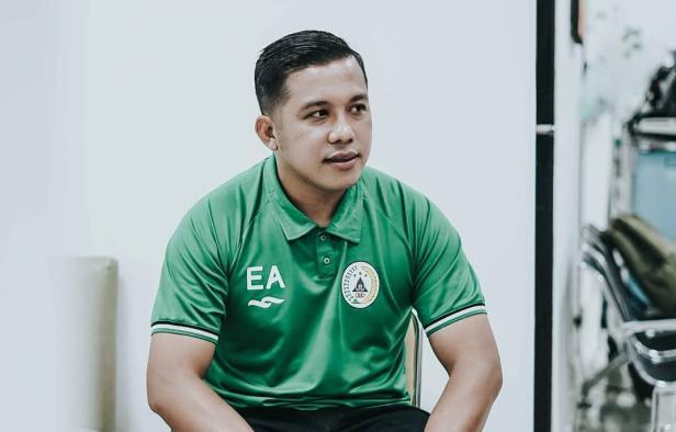 Dokter Tim PSS Sleman Elwizan Aminuddin