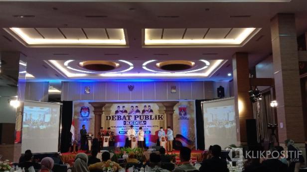 Debat Pilkada Bukittinggi