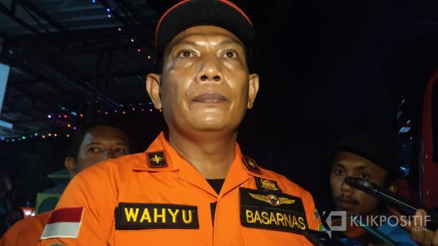 Kepala Basarnas DIY L. Wahyu Efendi