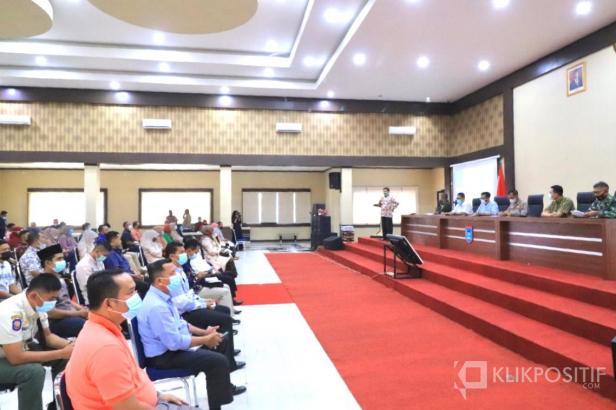 Tindak Lanjuti Instruksi Mendagri No 09 Tahun 2021, Pemko Payakumbuh Gelar Rapat Evaluasi