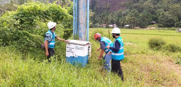 Guna memastikann keandalan listrik di Wilayah Kerja PLN Unit Pelaksana Pelayanan Pelangggan (UP3) Payakumbuh laksanakan Walk Down Care For Asset pada Jum'at lalu (18/06).
