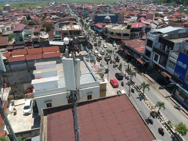 Telkomsel terus berupaya meningkatkan Kelancaran Akses Broadband dan Pengalaman Gaya Hidup Digital dengan menggelar pemerataan Jaringan 4G LTE di Wilayah Sumatera