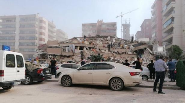 Gempa Turki