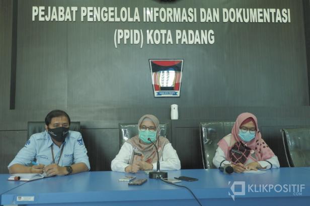 Kadinkes menyampaikan bahwa Kota Padang telah berada di level tiga PPKM