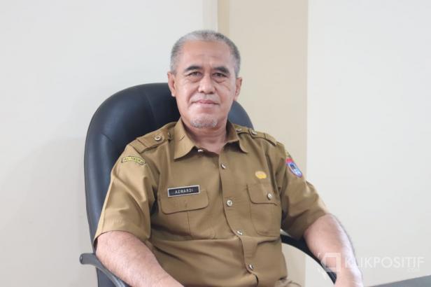 Sekretaris Disdik Kota Payakumbuh Azwardi.