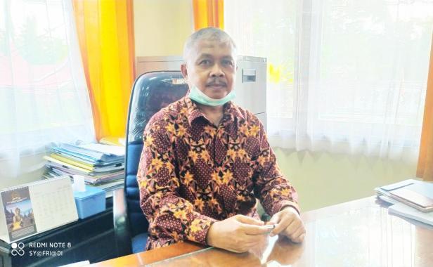 Rektor UMMY Solok, Prof. Dr. Syahro Ali Akbar