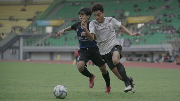 Timnas Indonesia U16 vs Tim Porda Bekasi