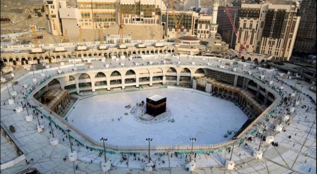 Masjidil Haram Sepi