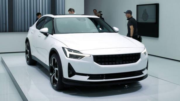 Mobil listrik Volvo
