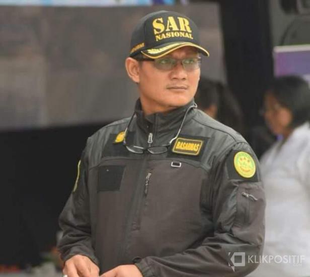 Jefri Hunter, Rescuer Pos Pencarian dan Pertolongan 50 Kota peserta Diklat Medical First Responder di Bogor