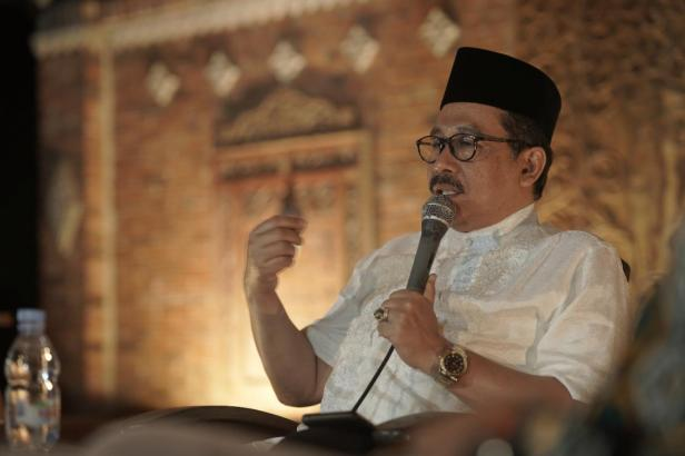 Wakil Menteri Agama Zainut Tauhid Saa'di