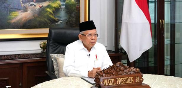 Wakil Presiden K.H. Ma'ruf Amin