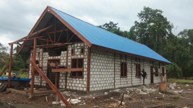 Warga Kampung Dorba Tak Sabar Nantikan Hasil TMMD